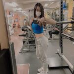 "<span class=""title"">👙💋  #bodycheck #ボディチェック #selfie #anytimefitness #anytimefitnessjapan #workout #training #bodymake #fitness #gym #trainee #筋ト ..</span>"