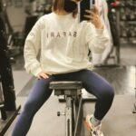 """<span class=""""title"""">. #photo  切り替えて やれる事 コツコツやろう  #トレーニング女子 #筋トレ #筋トレ女子 #あートレ #キャップ女子 #肩の日 #workout #fitnessgirl #safari #armwrestling #training #くびれ ..</span>"""