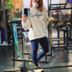 """<span class=""""title"""">. #photo  日々成長するために やれる事は全部やろう  人と比べない 自分らしく  #筋トレ女子 #training #armwrestling #筋トレ #gym #workout #fitness #レギンス女子 #あートレ #ママトレーニー #筋 ..</span>"""