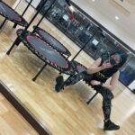 """<span class=""""title"""">トレーニング早くしたい😭💔 そしてレッスンもしたい😭! 4月からの新天地の会員から好かれるか 心配で仕方なくて今から吐きそう(笑) でも頑張らないとね😇🤍 私らしさ全開で仕事臨むよ🔥  #fitness #workout #gym #training #筋トレ #筋トレ ..</span>"""