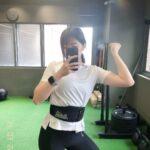 "<span class=""title"">🐻 要當一個看起來很哇ㄙㄟ的姑娘 . . . . . . . . . . . . . . . . . . . . . . . . . . . . . . . .  . . . 真辛苦  .  #パーソナルトレーニング #筋肉女子 #トレーニング #다이어트 #フィットネ ..</span>"