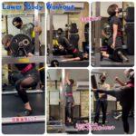 """<span class=""""title"""">体重が増え続けているので、9月はダイエット月間にしようと思っています。というわけでトレーニングも代謝が上がりそうなメニューがたくさん。 . . trainer: 林直次郎さん (@studioj.z) . . #全身くまなくトレーニング #体幹トレーニング #尻トレ # ..</span>"""