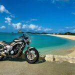 "<span class=""title"">国頭の海  #motorcycle #motorcycle_moment #motorcyclelife #motorcyclescape #バイクのある風景 #バイクのある生活 #バイクのある人生 #yamaha_bike #srx400</span>"