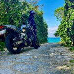"""<span class=""""title"""">喜瀬海岸への道  #NAGO #名護 #okinawa #沖縄 #喜瀬 #loves_okinawa #バイクのある風景 #バイクのある景色 #バイクのある生活 #バイクのある人生 #motorcycle #motorcyclescape # ..</span>"""