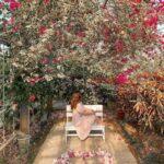 """<span class=""""title"""">. Flowers are happiness . お花いっぱい咲いてて大好きになった場所☺️ . ここのブーゲンビレアは冬の時期の方がいっぱい咲いてるんだってさ🌈まさに今✨ . 📍 @yu_topia_farm . #miyakoisland #宮古島 ..</span>"""