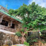 """<span class=""""title"""">. 🏄🏽♀️🌳  南城市で人気のカフェ☕️🌿 """"浜辺の茶屋""""  干潮時に訪れた時は下まで降りてみよう😆👇🏾 海側から見た景色が素敵だよぉ〜😚☝🏾 待ち時間⌚️のお散歩にもイイかもね👩🏽👟➰🏝  #trevary_com #okinawa #okinawatri ..</span>"""