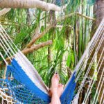 "<span class=""title"">. 🌿   ハンモックでユラユラ〰🧚🏼🌿 緑いっぱいの空間でのんびりTime⏳  贅沢な離島での過ごし方🏝  #okinawatrip #kohamajima #genic_okinawa #kohamaisland #haimurubushi #hammo ..</span>"