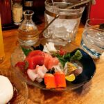 "<span class=""title"">Island dinner🏝 #okinawa #okinawajapan #okinawalife #okinawafood #seafood #sashimi #awamori #ishigaki #ishigakiisland #ishigakijima #oki ..</span>"