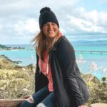 """<span class=""""title"""">Want to know what it's like living on a subtropical island in winter…. this picture sums it up perfectly!  It's windy and 50° one day. ..</span>"""