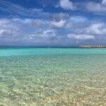 "<span class=""title"">📍Hateruma Island 🇯🇵  Nishi Hama is one of the beautiful beach in Japan🏝  We enjoyed snorkeling here🤿  日本で1番美しいビーチに選ばれたこともあるニシ浜! まるで海外リゾー ..</span>"
