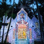 """<span class=""""title"""">The illuminations at the Southeast Botanical Gardens making all our Christmas wishes come true ✨✨✨ ・ ・ #東南植物楽園 #southeastbotanicalgarde ..</span>"""