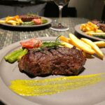 """<span class=""""title"""">Koshu Wine Fed Beef🍷  The tenderness of this beef starts with how the cow was cared for. At the famous Kobayashi Ranch in the mountains  ..</span>"""