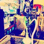 "<span class=""title"">At my favorite beach bar at Araha beach  #沖縄 #okinawa #沖縄リゾート #沖縄ビーチ #ビーチ #リゾート #南国リゾート #beach #resort #paradise #tropicalisland #沖縄大好き ..</span>"