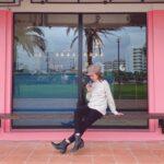 """<span class=""""title"""">. 外のベンチも可愛かったな〜🥰. . . コーヒー大好き人間なので @salon_de_kuma_okinawa で ホワイトニングしてまーす👍✨ 3回チケット🎟キャンペーン 延長するらしいよん🤗💓 那覇が遠い方はぜひ✨✨. . #okinawa #zhyvagoco ..</span>"""