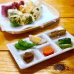 """<span class=""""title"""">大宜味村にある日本蕎麦の店 江州の花にお邪魔しました。 蕎麦セット¥1,000は 自家製野菜の天ぷらが10種以上出てくる大満足のメニュー!蕎麦が出てくるまで1時間⁈ 天ぷらがこれでもかと出てきますよ!しかも美味い😋 #江州の花 #大宜味 #天ぷら #日 ..</span>"""