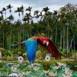 "<span class=""title"">東南植物楽園の土日限定のバードショーが面白い☺️ 色々な観光施設が休業してますが、ここは開いてました。今度はイルミネーション見に来よう😁  #東南植物楽園 #バードショー #沖縄  #OKINAWA #okinawagram #okinawa41フォト ..</span>"