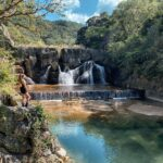 "<span class=""title"">Chasing waterfalls 💦 . . . . . . .  📍hiji falls  #lostinoki</span>"