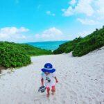 "<span class=""title"">. 𓇼𓆡𓆉𓆡 ⋆*❁*𓆜 𓆝  . #砂山ビーチ #okinawagram #instagram #insta #instagood #instapic #instadaily #travel #gopro #travelgram #photoof ..</span>"