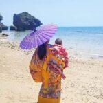"<span class=""title"">👘Happy weekend from beautiful Okinawa🌺  #Okinawa #OkinawaKimono #bingata #Okifoodie #Okilivingmag #okinawalife #okinawabeach #沖縄 ..</span>"