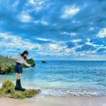"""<span class=""""title"""">海が綺麗すぎて、 このまま海に飛び込みたかった👙笑   *-*-*-*-*-*-*-*-*-*-*-*-*-*-*-*-*-*-*-*-*-*   📍 宮古島       #タビジョ #旅ジェニック #マイトリ #初夏の世界 #genic_japan #ハ ..</span>"""
