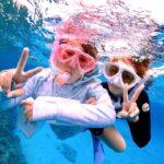 """<span class=""""title"""">𓂃𓂃𓂃𓊝𓄹𓄺𓂃𓂃𓂃  📍水納島AM   ご新規フォロワー様の きみちゃん・みーちゃん親子と 水納島スキンに行って来ました🤿   なんとみーちゃんはスーツなし💦 しかも海の中に潜って行きます👏 こんなにガンガン潜る小学生は なかなかいないですね😆 ..</span>"""