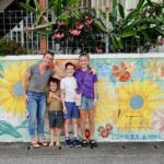 """<span class=""""title"""">I'm pretty sure that next year for our annual Mother's Day photo I won't be the tallest one in the lineup…  Also, how cute is this flo ..</span>"""