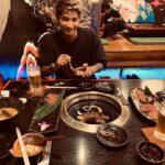 """<span class=""""title"""">焼肉マル 久しぶりに行ったけど やっぱりうまかった👌🏽  また行こう🤙🏽  @ogcazul さんの絵を見ながら 肉を焼ける場所🤘  #石垣島 #八重山諸島 #沖縄 #ishigaki #yaeyama #okinawa #life #lifestyle #okilif ..</span>"""