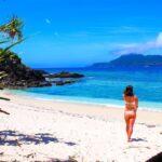 "<span class=""title"">今日も晴れそうですね☀️🌈 .. 💁♀️ @azu09891 📷 Canon M2 🏝 Aka Island ..  #海 #海中 #水中カメラ #カメラ #pic #photo #チービシ #okinawa #okinawajapan #japan #沖縄観光 ..</span>"