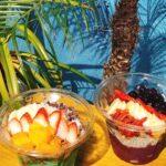 """<span class=""""title"""">. 沖縄Food picを載せていこう🥥. . 📍MORNING BOWLS . . . アサイーボウルが美味しいお店😆 次は違う種類食べてみたいなぁ〜 健康的で美味しいって最高🌈💞. . . #cafe #okinawa #morningbowls #北谷カフェ #ア ..</span>"""