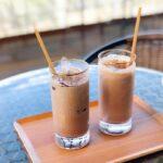 """<span class=""""title"""">🍫🌴🌺 @timelesschocolate さんの新店舗 @timeless_chocolate_harbor_view にさっそく行ってみた〜❤︎  あっつい沖縄の夏に 冷たいチョコレートドリンクが最高すぎる🥺 私はチョコレートチャイでした🍫❤︎  アメリカンビレッジ ..</span>"""
