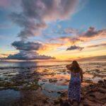 "<span class=""title"">A glorious sunset, and the oncoming storm in the horizon. 🌅⛈️ . 📍Sunabe Seawall . #ZaydasLifeInOki #wanderingoki #okilivingmag #okinawa ..</span>"