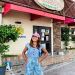 """<span class=""""title"""">The Best Steakhouse Ever😆❤️🍍🌺  #okinawa #okinawalife #okinawalove #okinawalover #okinawafood #okinawaholic #okinawa #steakhouse #thebes ..</span>"""