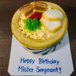 """<span class=""""title"""">Happy Birthday to the love of my life! I know you asked for """"only ramen"""" for your birthday, so @thesillybakerokinawa helped me make this ..</span>"""