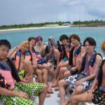 """<span class=""""title"""">7月11日ゲスト様 ・ 大人気メニュー🏖 シュノーケリングとパラセーリングのセットに バナナボートを追加🍌 皆さん元気いっぱいに楽しんで頂きました🤿🐠🌈  ➖➖➖➖➖➖➖➖➖➖➖➖➖➖➖➖➖ 沖縄でマリンスポーツ 素潜りスキンダイビングなら 【MARINE SH ..</span>"""