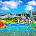 """<span class=""""title"""">スマホで撮影 旅する【沖縄県 美ら海水族館】  沖縄県の観光名所「美ら海水族館」°・🐠 ジンベイザメを見ることの出来る水槽があることでも知られています✨  そんな美ら海水族館では、水族館の中ではなく屋外でも海の生き物を見ることができます🐟そんな屋外の施設はカメで彩られ、と ..</span>"""