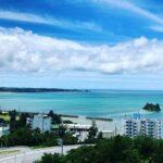 """<span class=""""title"""">#20210703  🌺沖縄Day4  #梅雨明け した沖縄は 海も空も色が違う これが #マリンブルー で #オーシャンブルー で #エメラルドグリーン で #ホワイトサンド  リモート終えたら、 今日は #ニライビーチ のある #ホテル日航アリビラ へ 向 ..</span>"""