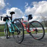 """<span class=""""title"""">山中湖&河口湖ライド🚴♂️🚴♀️  職場の人と富士山の麓の湖をぐるり! 湖の周りだからそんなにアップダウンはないだろうと思っていたら。。。 駐輪場から湖までが辛かった😭  #脱ぼっちライド #山中湖 #フラペですけどそれが何か? #ロードバイクはし ..</span>"""