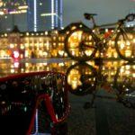 """<span class=""""title"""">『映し出す世界』  雨上がりの東京はキラキラして… 綺麗だった… 何が主役になっても良い。 夜景も…ファッションも…ロードバイクも… みんながみんな… それぞれ輝いてるんだから。  #ロードバイク #ロードバイク初心者 #ロードバイクおし ..</span>"""