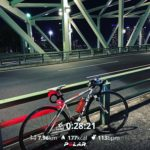 """<span class=""""title"""">夜の月島・門仲ライド🚴♂️ 東京に戻ってきたので、久しぶりのロードバイク🚲 #ロードバイク #ロードバイクのある風景 #ロードバイク好きな人と繋がりたい #ロードバイク初心者 #ロードバイク仲間欲しい #自転車 #自転車のある風景 # .. #ロードバイクJP</span>"""