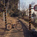 """<span class=""""title"""">. 県道515号線… . 復旧はいつになるのかな。 待ち遠しい。 . . . #saucecycle #igcjp #roadbike #roadbike_jp #steelbike #ロードバイク #ロードバイクのある生活 #ロードバイクJP</span>"""