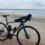 """<span class=""""title"""">今日は曇りで寒い1日でしたが、約50km走ってきました。 #検見川浜 #花見川サイクリングロード #新川サイクリングロード #道の駅やちよ #千葉 #ロードバイク #トレック #エモンダsl5 #ロードバイクのある生活 #ロート .. #ロードバイクJP</span>"""