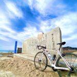 """<span class=""""title"""">鎌倉、江ノ島ライド  #ロードバイクのある風景 #ロードバイク好きな人と繋がりたい #roadbike_jp #100キロライド #orbea #江ノ島 #鎌倉 #空がすき #さくら貝の歌 #ロードバイクJP</span>"""