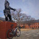 """<span class=""""title"""">姫路市立美術館🎨へ ぼっちライド🚴💨  姫路城🏯東に隣接する姫路市立美術館は、旧陸軍の倉庫であった赤レンガの建物を活用したもので国の登録有形文化財に指定されています✨  #trekbikes #emondasl5 #ロードバイクのある風景 #ロ .. #ロードバイクJP</span>"""