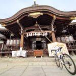 """<span class=""""title"""">自転車(Panamori君)と初詣・・・デジタルご朱印もらうライド、午後の部は、高砂市内5社 ・ 途中で自転車かついで、『観濤処』に登った記録は、また後報しますね (^_-)-☆ ・ #ロードバイク #roadbike_jp #Panasonic  .. #ロードバイクJP</span>"""