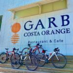 "<span class=""title"">淡路島西海岸のカフェで一休み🍹🚴‍♀️ 🚴‍♀ ️🚴‍♂️ GARB COSTA ORANGE🧉 🚴‍♀ ️🚴‍♂️ 天気も良くて、海がとても綺麗でした😊👍 🚴‍♀ ️🚴‍♂️ 10月12日pic😊 🚴‍♀ ️🚴‍♂️ #garbcostaor .. #ロードバイクJP</span>"