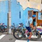 "<span class=""title"">アイスを撮る人と  自転車を整備する人😂  @makanaland  OLTRE XR4 Mk-Ⅱ  Re:START  _________________________  NEWPOST☆ ・ ・ ・ ・ ・ #instabike #roadb .. #ロードバイクJP</span>"