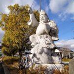"""<span class=""""title"""">久しぶりに #三木市 まで来て・・・そうだ!三木市には、 #えべっさん が・・・と思いだして、 #戎神社 、 #恵比寿駅 を巡って、えべっさんを表敬訪問😀 ・ #笑顔 ・・ #えべっさんの笑顔 っていいね👍 ・ #ロードバイク #roadbike_ .. #ロードバイクJP</span>"""