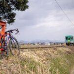 """<span class=""""title"""">. 北条鉄道🚃 またまた北条鉄道🚃撮り溜めpic 似た様な写真ばかりですみません😅  #北条鉄道 #ローカル線 #中華レンズ #単焦点レンズ #ロードバイク #自転車 #ロードバイクのある風景 #ロードバイク好きな人と繋か .. #ロードバイクJP</span>"""