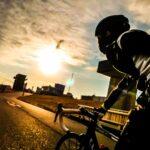 """<span class=""""title"""">美しい夕陽に向かって🌇 Toward the beautiful sunset🌇 . . . . . #サイクリングロード #サイクリングコース #荒川サイクリングロード #荒サイ #自行車 #公路車 #ロードバイクJP #ロードバイク乗り #ロード .. #ロードバイクJP</span>"""