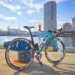 """<span class=""""title"""">. . . 神戸ハーバーランドの mosaic大観覧車🎡 . . . ええ景色や〜✨ . . . #神戸ハーバーランド #神戸mosaicの観覧車🎡 #オシャレな街 #ロードバイク #ロードバイクのある風景 #ロードバイク好きな人と繋がりた .. #ロードバイクJP</span>"""